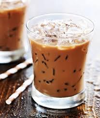 Resultado de imagen de cafe helado