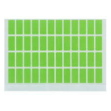 Avery Colour Coding Labels Self Adhesive Light Green Pack 240