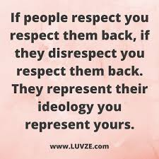 Respect Quotes Mesmerizing 48 Respect Quotes And SelfRespect Sayings Messages