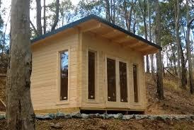Cabin Life - Affordable Housing Art Studio Skillion - Man Cave 2016