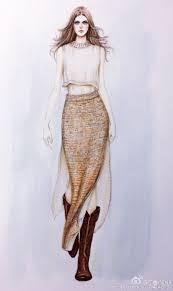Pinterest Fashion Design Sketches Pin By Rosanna Tejada Vargas On Diseño De Modas Fashion