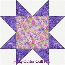 Easy Star Quilt Patterns scrappy sawtooth stars grab bag calico ... & Easy Star Quilt Patterns scrappy sawtooth stars grab bag calico fabric pre  cut easy quilt Adamdwight.com