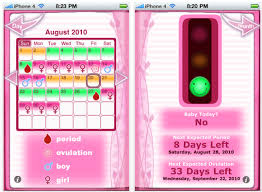 Ovulation Chart Boy Girl Top 10 Ovulation Ios Apps February 2011 Theappwhisperer