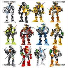 [SUN22]<b>Star warrior soldier</b> bionicle hero factory robot figure ...