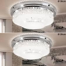 Luxus Led Lampen Kristall Effekt Strahler Flur Beleuchtung