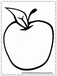 50 Apple Printable Coloring Pages Free Printable Apple Coloring