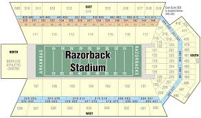 Donald W Reynolds Stadium Seating Chart Who Sits Where 2016 Suite Holders At Donald W Reynolds