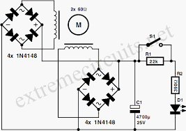 stepper motor generator circuit diagram stepper motor generator