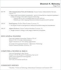 Resume Sample With No Work Experience High School Student Resume