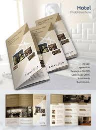 popular psd hotel brochure templates premium templates hotel tri fold brochure template
