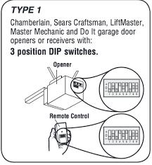 programming liftmaster 387lm universal