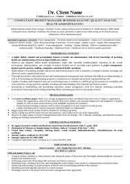 Gallery Of Supply Chain Analyst Resume
