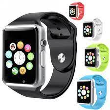 Đồng hồ thông minh nghe gọi Smart Watch A1 - Có khe cắm sim và thẻ nhớ tại  TP. Hồ Chí Minh