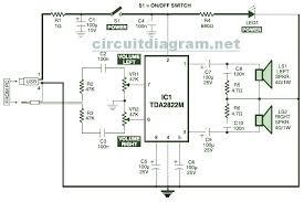 speaker circuit diagram the wiring diagram usb powered stereo computer speaker schematic design circuit diagram