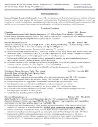 Sample Hr Generalist Resume Hr Manager Resume Examples Examples Of