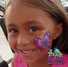 a touch of magic face painting 2