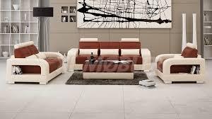 beige furniture. Vento Lædersofagruppe Brun \u0026 Beige Furniture S