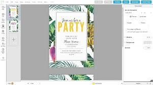How To Create A Party Invitation How To Make Free Party Invitations Lucidpress