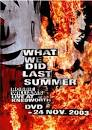 What We Did Last Summer [DVD]