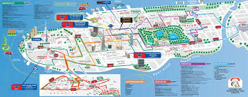 download travel map new york  major tourist attractions maps