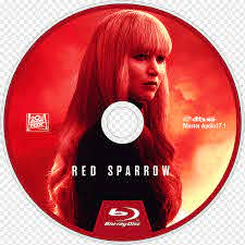 Jennifer Lawrence Red Sparrow DVD Blu-ray disc 0, dvd, poster, film Poster,  film png