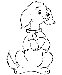 Coloring Page Dog Free Printable Coloring Pages Of Cats And Dogs
