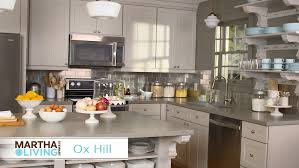 New Kitchens Video New Martha Stewart Living Kitchens At The Home Depot