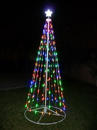 9' LED Tree Light - Uncommon USA - christmas trees