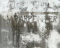 Lee M. Carpenter (1891-1923) - Find A Grave Memorial