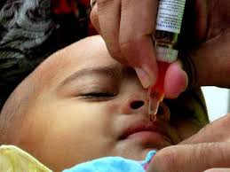 most polio victims this year are baby boys report the express  fourteen cases have so far been confirmed among which 10 are male children photo