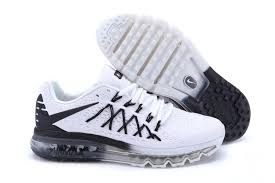 nike running shoes white air max. mens nike air max 2015 running shoes white black i