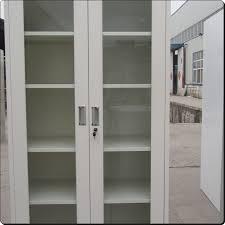 extraordinary metal bookcase with glass doors bookcases with sliding glass doors four shelf metal