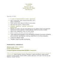 Resume dock worker. Dan Hensley 11572 w Mountain view rd Young town, AZ  85363 602-695- ...