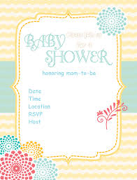 Free Baby Shower Invitations Printable Best Free Evites Barca Fontanacountryinn Com