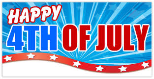 4th Of July 105 4th Of July Banner Templates Templates Click On