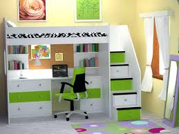 loft bed with desk ikea bunk bed with desk underneath loft full length under intended for