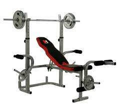 Plan Fabrication Banc De Musculation