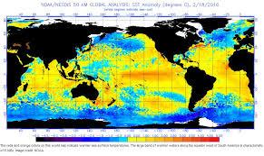 What Unusual Pattern Occurs During El Niño Interesting USGS Science For An El Niño Winter