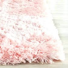 light pink fur rug indulge in the deep plush texture of from a style hand fascinating faux fur rug how to make a hot pink light