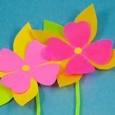 Flower Made In Paper How To Make Paper Flowers Friday Fun Aunt Annies Crafts