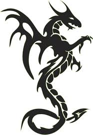 Easy Dragon Designs Dragon Tattoo Simple Best Tattoo Ideas