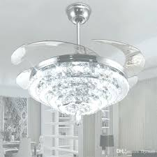 led light chandelier and ceiling fans with chandelier led crystal for modern house crystal chandelier ceiling fan designs