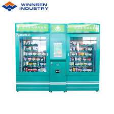 Cupcake Vending Machine For Sale New China Hot Sale Multi Languages Cupcake Vending Machine Supplier