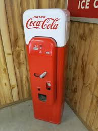 Coca Cola Vending Machine For Sale Fascinating Coke Machine Restoration CocaCola Machine Restoration Vintage