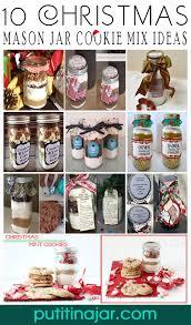 10 mason jar cookie mix gift ideas diy mason jar desserts with strawberries and cherries