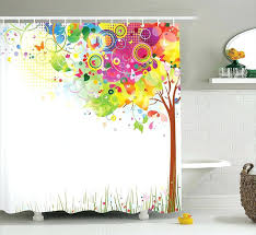 ful bathrooms tree of life shower curtain