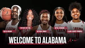 Women's Basketball Adds Three to 2020 Signing Class - University of Alabama  Athletics