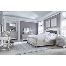 cayne california king upholstered panel bed