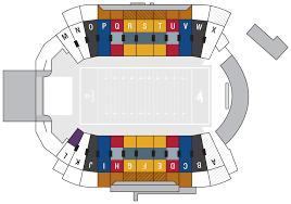 Mcmahon Seating Chart Calgary Flames Seating Guide