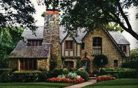 stone tudor style homes exterior home decorating ideas house plan